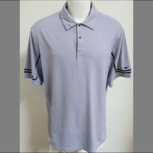 XL Purple Nike Dri-Fit Tiger Woods #C29 Golf Polo